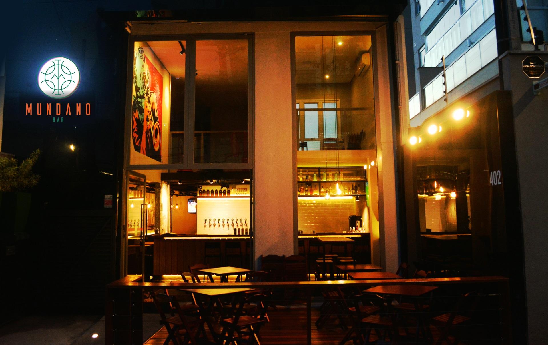 Mundano Bar em São Paulo 1