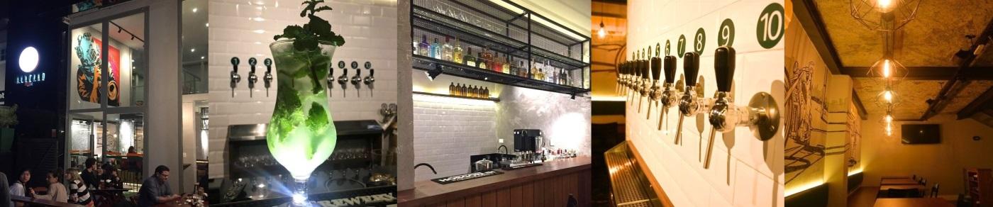 Mundano Bar em São Paulo Cheio de Estilo
