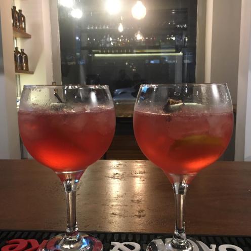 Mundano Bar em São Paulo Drinks Deliciosos