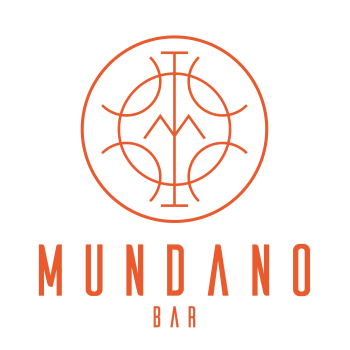 Mundano Bar em São Paulo Logo L M